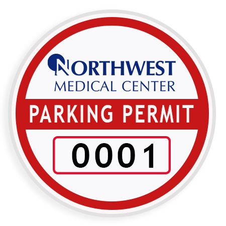 Medical Parking Permit Photo