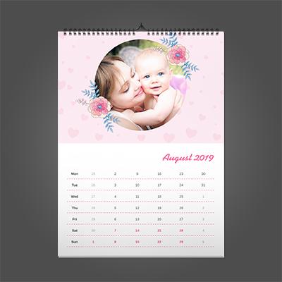 Wall Calendar Photo